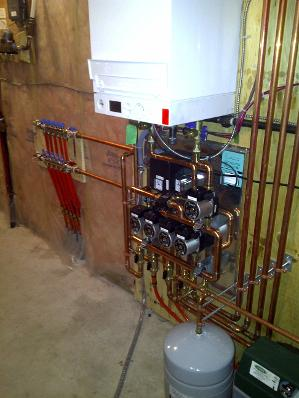 Boiler Systems - Airdrie AB